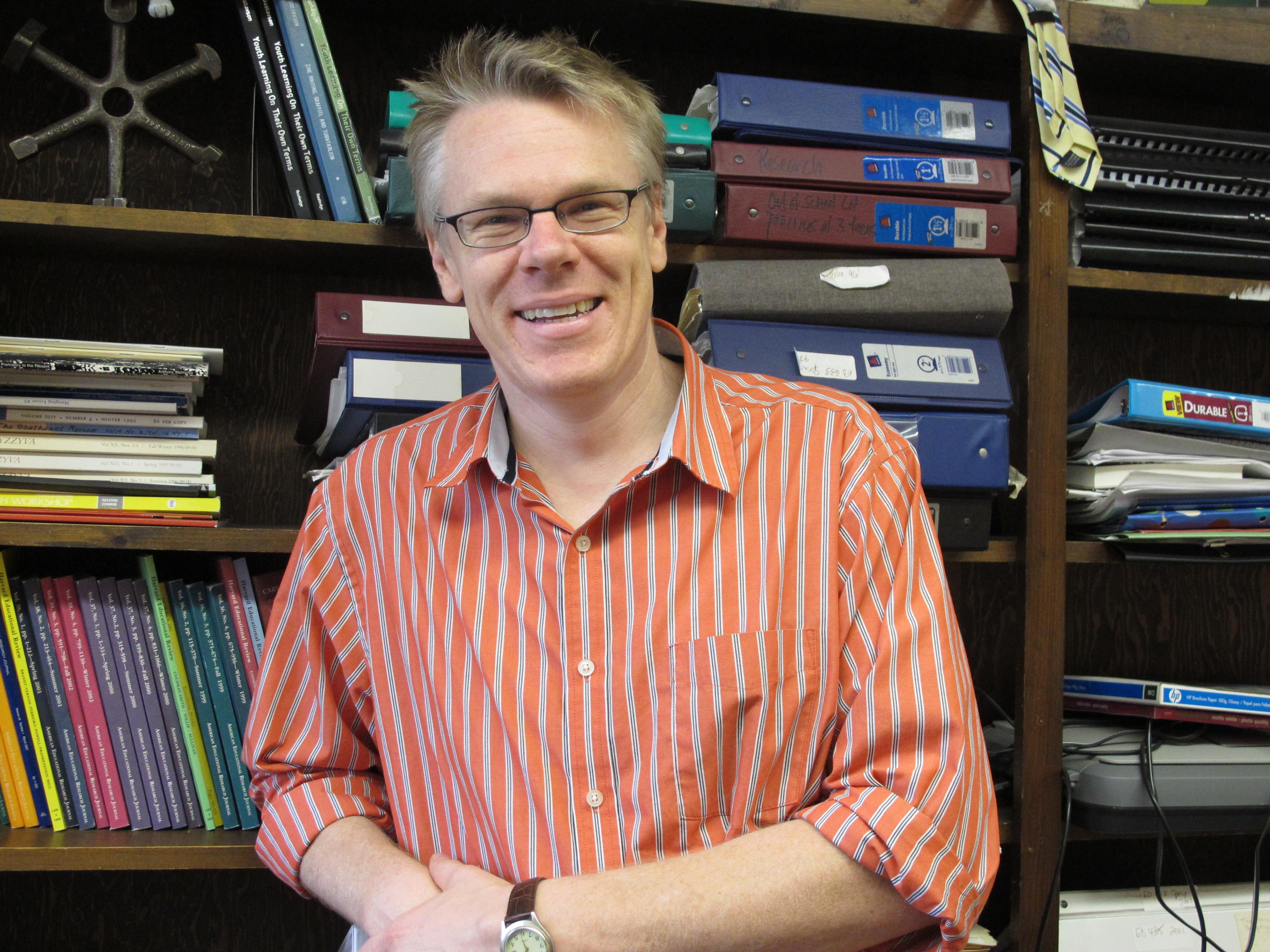 Faculty. Leif
