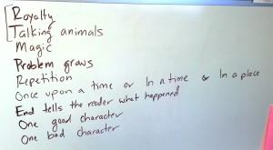 Characteristics of a Fairy Tale